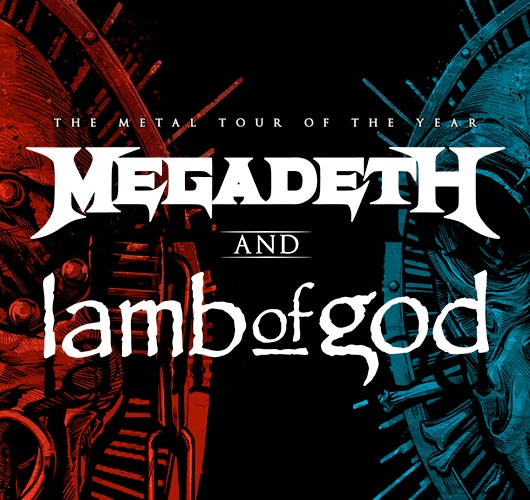 More Info for Megadeth and Lamb of God Announce Massive 2020 Co-Headline Tour