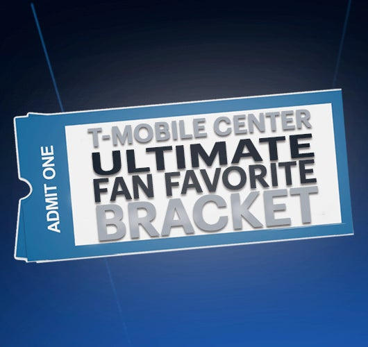 More Info for T-Mobile Center Ultimate Fan Favorite Bracket: Artist Edition