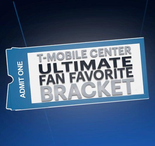 T-Mobile Center Ultimate Fan Favorite Bracket: Artist Edition
