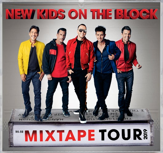 More Info for New Kids On The Block Announces The MixTape Tour