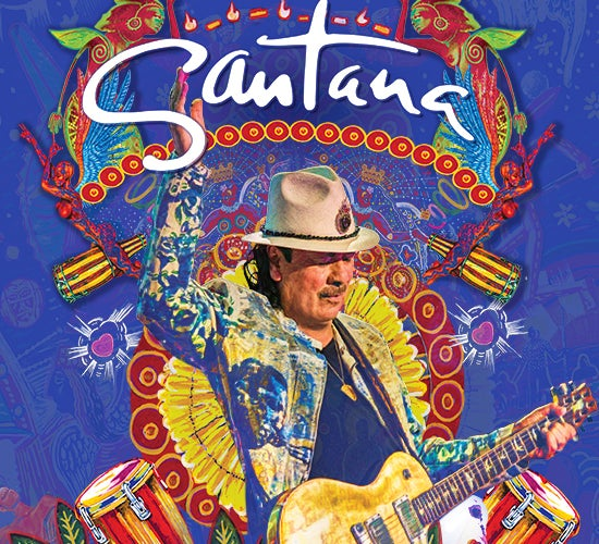 "More Info for Carlos Santana to Celebrate His Landmark Supernatural Album and His Historic 1969 Woodstock Performance on the ""Supernatural Now"" Tour"