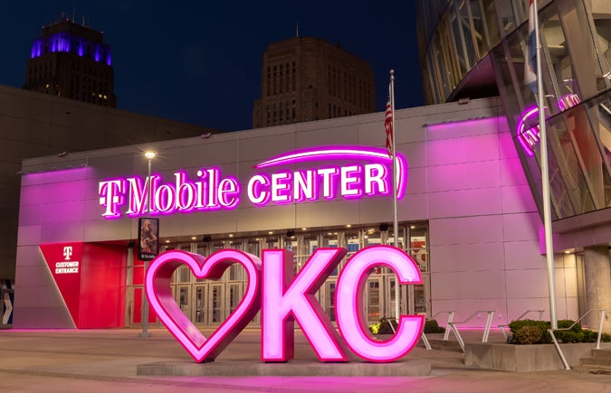 More Info for T-Mobile Center Upcoming Events