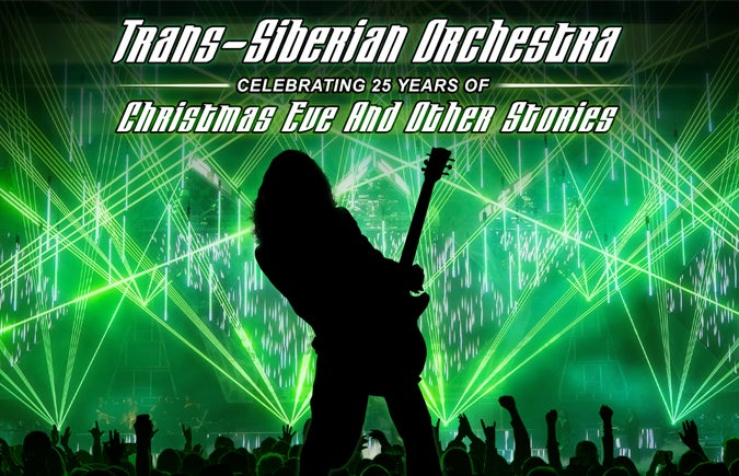 More Info for Trans-Siberian Orchestra Celebrates 25 years of Christmas Eve and Other Stories