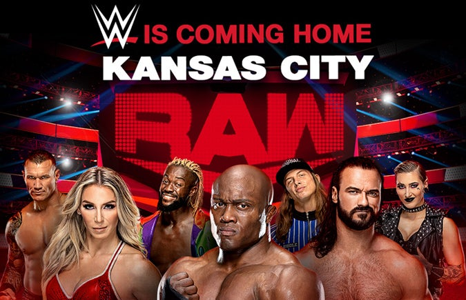 More Info for WWE Announces RAW at T-Mobile Center Part of Summer Tour