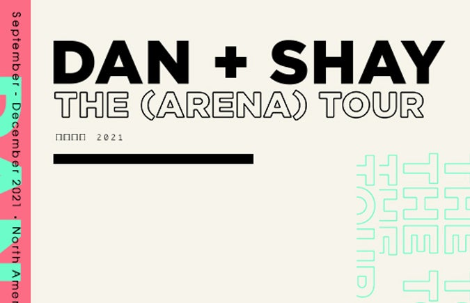 More Info for RESCHEDULED: Dan + Shay