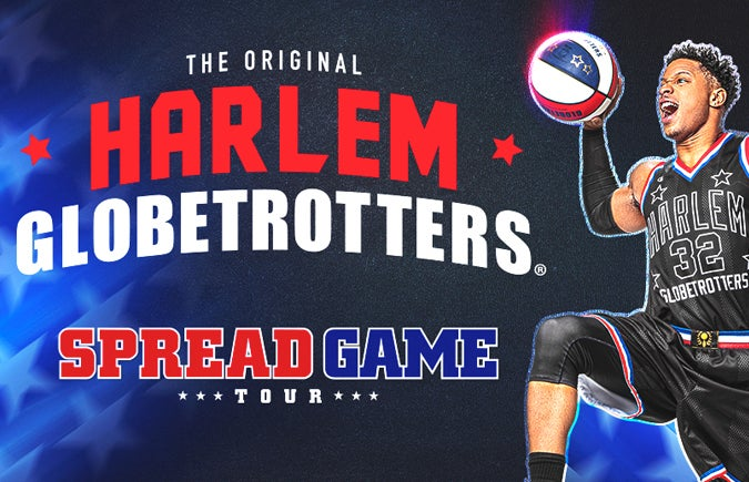 More Info for Harlem Globetrotters Announce Reimagined Spread Game Tour at T-Mobile Center