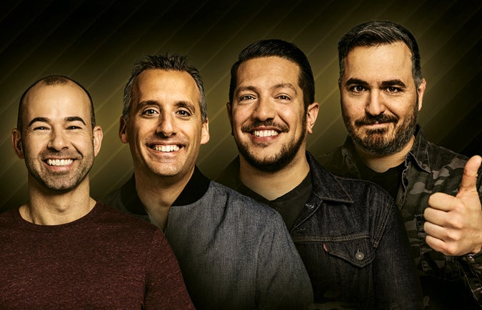 More Info for Impractical Jokers