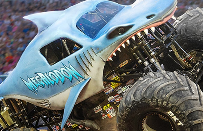 More Info for Monster Jam Arena Championship Series Central Comes to T-Mobile Center