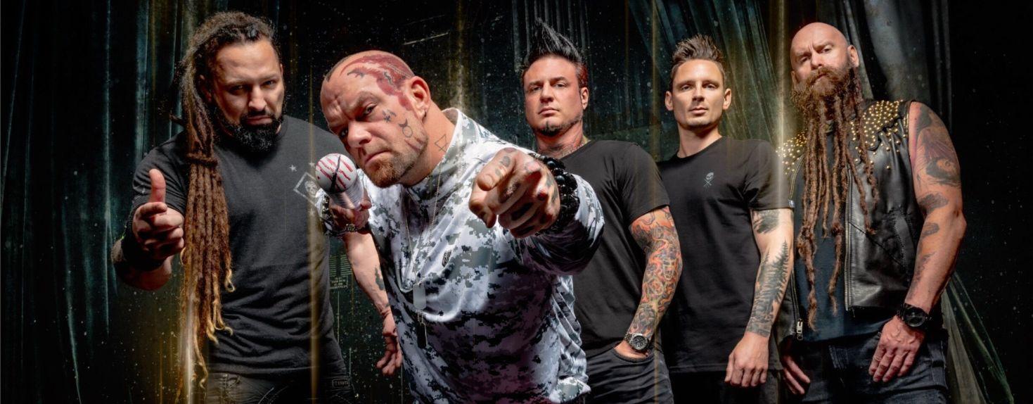five finger death punch promo image