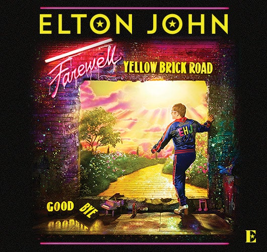 More Info for Elton John Announces His Return To The Stage For His Farewell Yellow Brick Road Tour