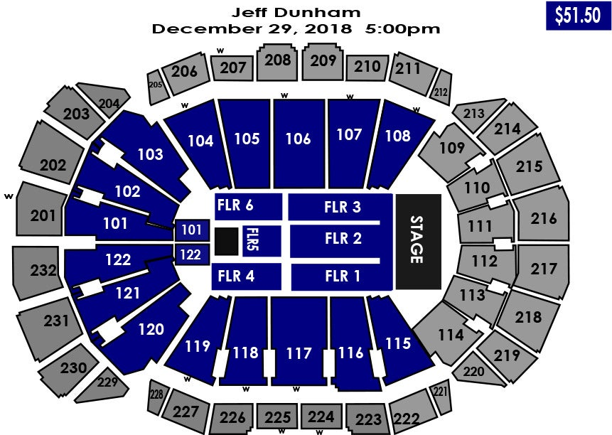 Jeff dunham sprint center