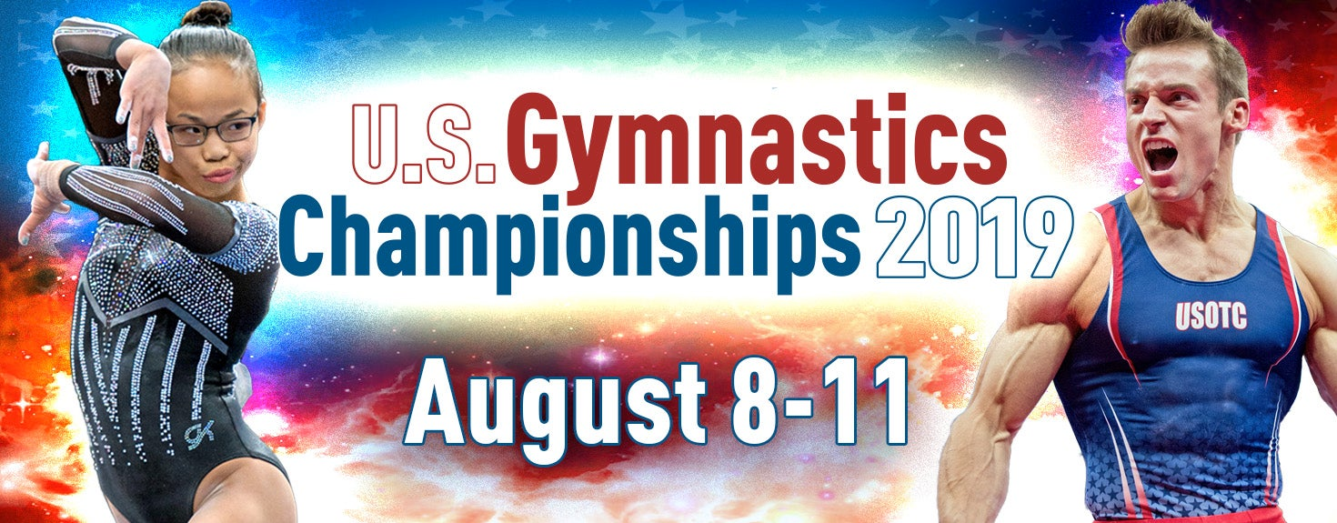 U.S. Gymnastics Championships 2019