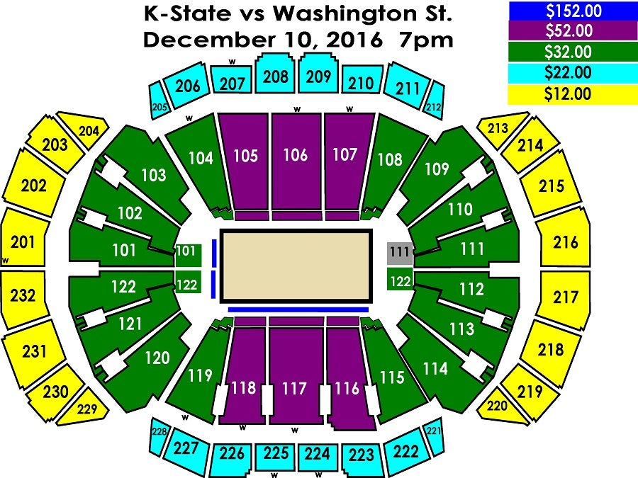 Washington St vs. K-State | Sprint Center on penn state map, u of a map, ohio state map, wichita state map, nc state map, sf state map, kennesaw state campus map, samarkand russia map, kstate campus map, san diego state university map, sporting kc map, farmingdale state college map, cleveland convention center map, carnegie mellon map, boise state map, a&m map, u of i map, washington university map, ks state map,