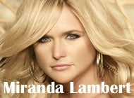 More Info for CMA Female Vocalist Of The Year Miranda Lambert Visits May 11