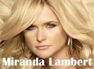 More Info for CMA Female Vocalist Of The Year Miranda Lambert Visits May 11