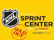 More Info for Sprint Center Sells Out Kings-Penguins NHL Preseason Contest