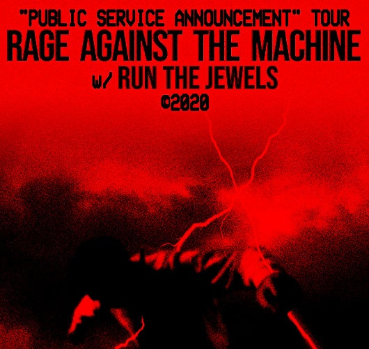 More Info for Rage Against The Machine is Postponing Tour Dates Including Stop at Sprint Center