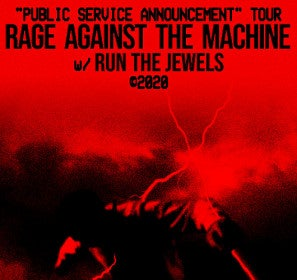 More Info for RESCHEDULED: Rage Against The Machine