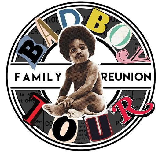 Bad Boy Reunion Tour Tickets