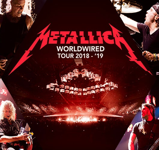 More Info for Metallica Show at Sprint Center is One for the Record Books