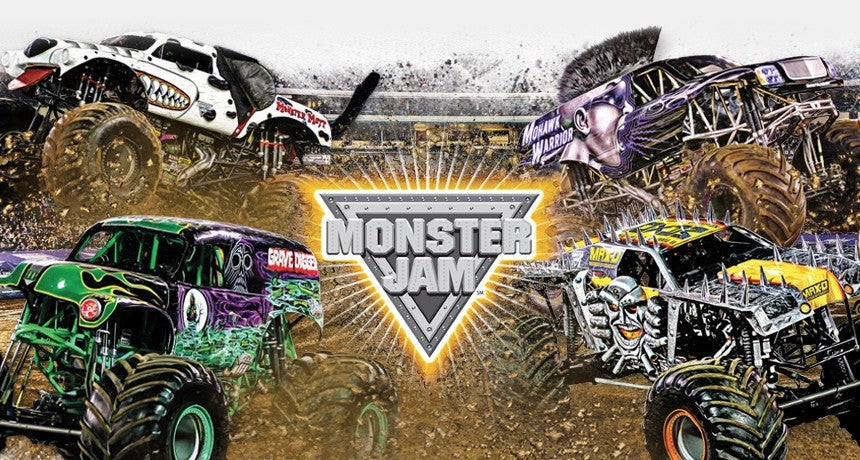 Monster Jam Myrtle Beach